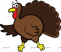 Barn Turkey poster