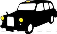 London cab cutout