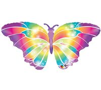 Butterfly Shaped Foil Balloon (42 inch)
