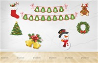 Christmas Decor Pack @ 499/-