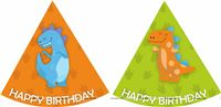 Hats - Dino Theme Supplies | Dinosaur Party Decorations