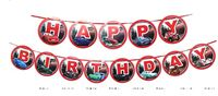 Disney Car Happy Birthday Bunting