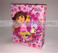 Dora Printed Gift Bags (Pack of 10)