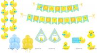 Rubber duck 1st birthday super saver pack