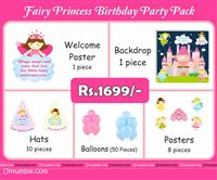 Fairy Theme Mini Party Pack