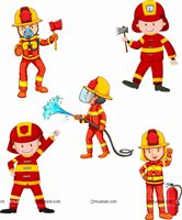 Fire man posters