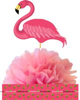 Flamingo Table centerpiece