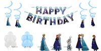 Frozen theme party decoration kit (Pack of 31 pcs)