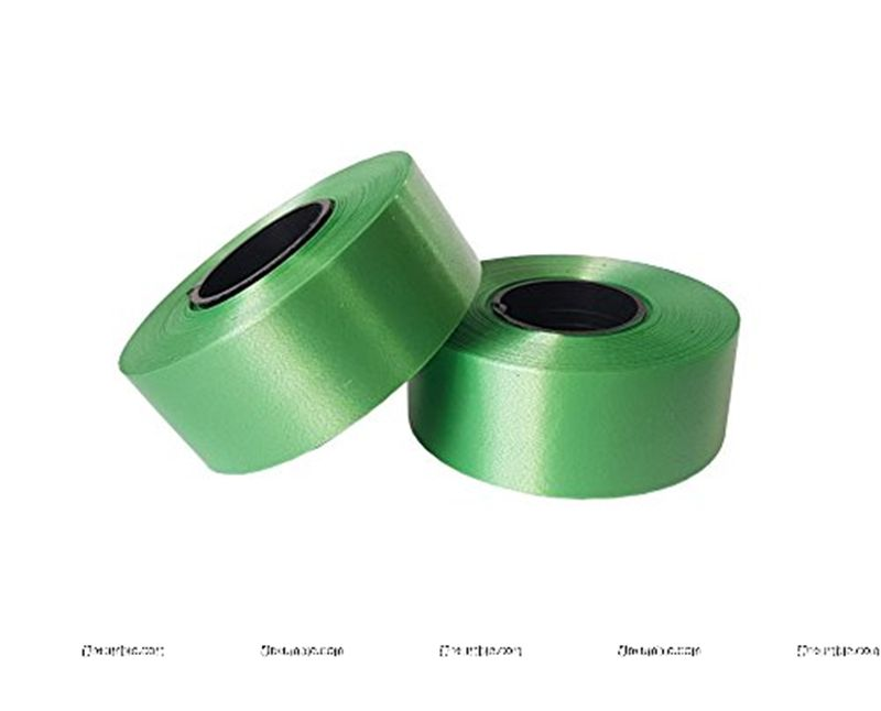 Green Curling Ribbon