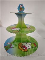 Hello Kitty Cup Cake Stand