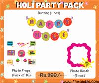 Holi Party Pack