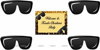 Kaala Chashma theme Posters pack of 5