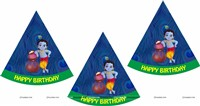Krishna Party Hats (Set of 6)