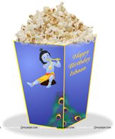 Little Krishna Theme Pop Corn Tubs