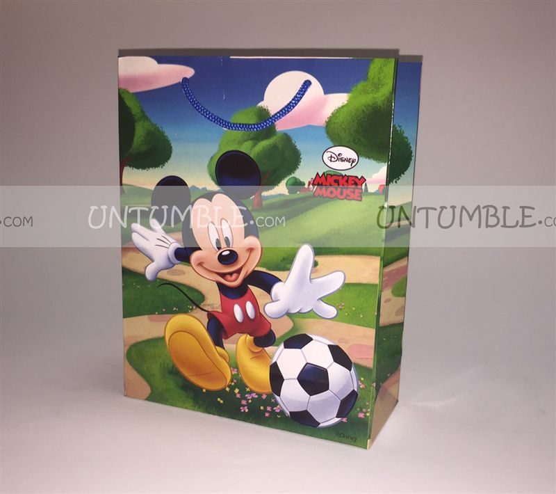 Mickey Mouse Return Gift Bag