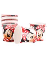 Minnie Paper Cups (Pack of 10)
