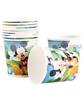 MIckey Paper Cups (Pack of 10)