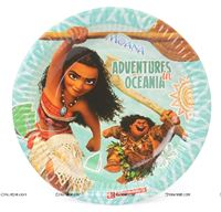 "Moana Party Plates 9 "" (Pack of 10)"