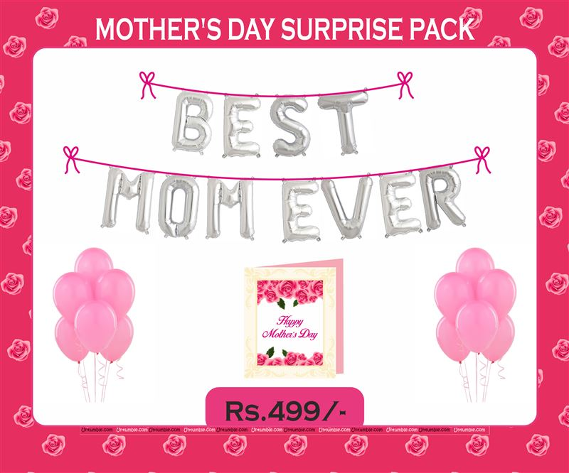Mother's Day Surprise Pack