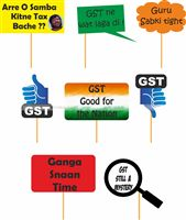 GST Funny Photo Props