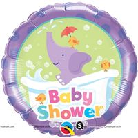 Baby Shower Foil Balloon