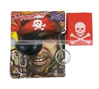 Pirate Eye Patch kit