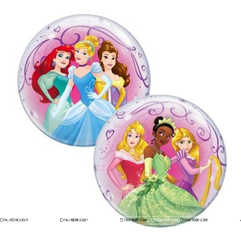 Disnep Princess Bubble Balloon