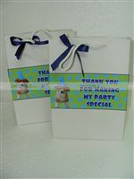 Cute Puppy Gift bags