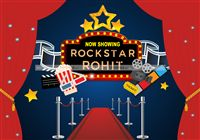 Rockstar-Movie theme backdrop