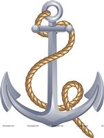 Anchor cutout