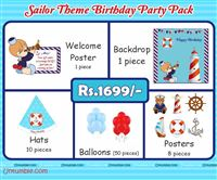 Sailor Theme Mini Pack