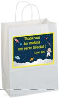 Space Gift bags