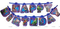 Avengers theme party decoration kit (Pack of 31 pcs)
