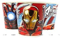 Iron Man Paper Cups (Pack of 10)