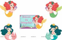 Mermaid Posters