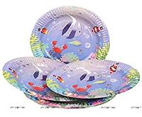 Underwater Paper Plates (Pack of 10)