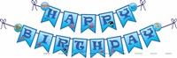Shaped Banner/bunting