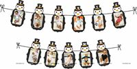 Penguin Photo Bunting