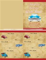 Vintage car wish book