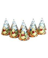 Winnie the Pooh Party Hats (Set of 10)